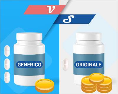Differenza tra un farmaco originale e quello generico